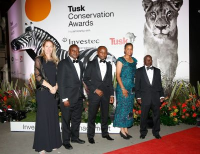 Tusk Conservation Awards 2016 Finalists