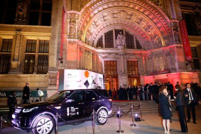 Tusk Conservation Awards 2016 at the V&A Museum, London