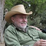 Clive Stockil - Winner of the Prince William Award for Conservation in Africa 2013