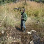 Cosmos Mumba - Tusk Award for Conservation Finalist 2015