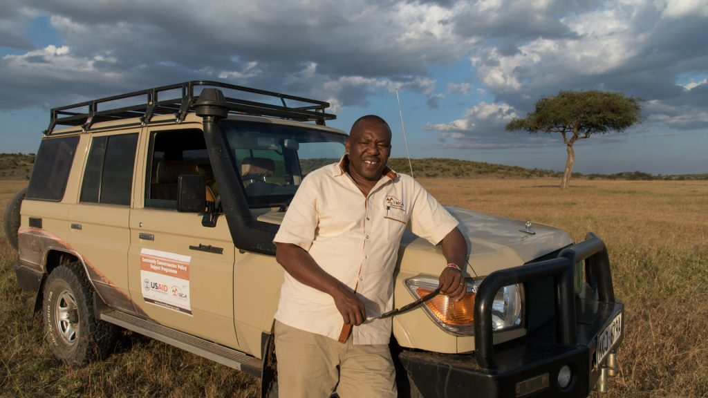 Dickson Kaelo 2018 Tusk Award for Conservation in Africa finalists