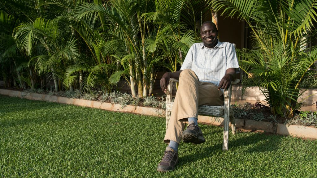 Vincent Opyene 2018 Tusk Award for Conservation in Africa finalists