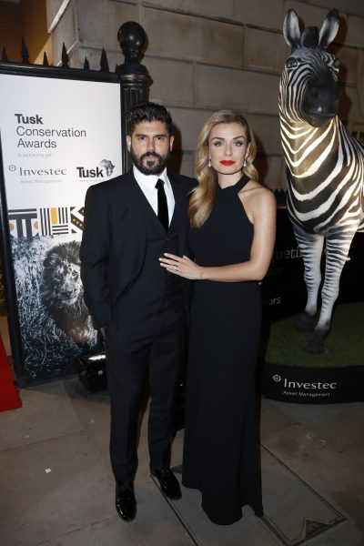 Tusk Awards 2018 - Katherine Jenkins OBE and Andrew Levitas