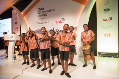 Tusk Awards 2017 Ubuntu Choir