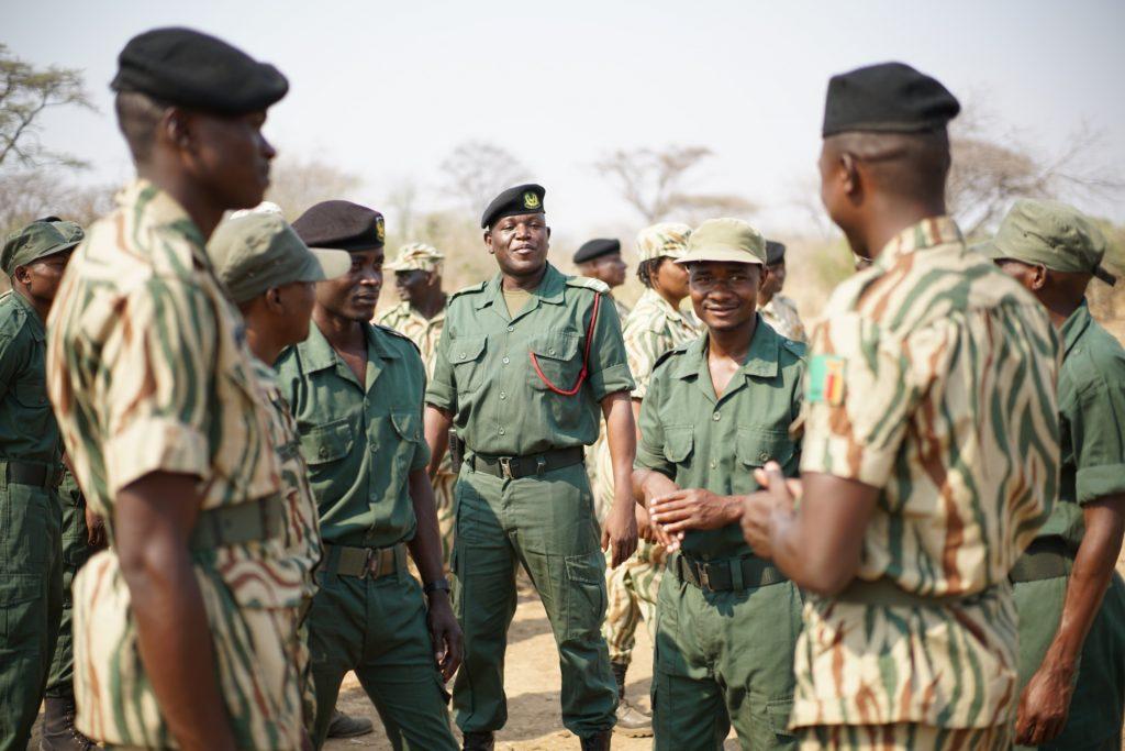 Benson Kanyembo - Tusk Wildlife Ranger Award Winner