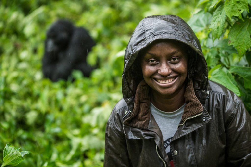 Dr Gladys Kalema-Zikusoka - Tusk Award for Conservation in Africa Nominee