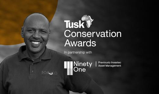 John Kamanga - Kenya - Tusk Conservation Award Finalist