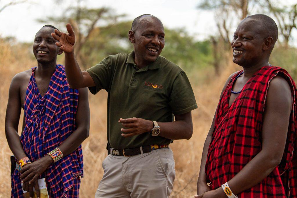 John Kamanga - Tusk Conservation Award Finalist